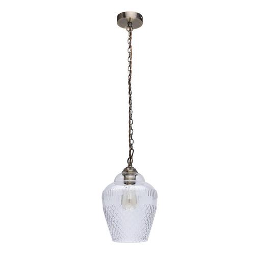 Hanging lamp Amanda Classic 1 Brass - 481012001