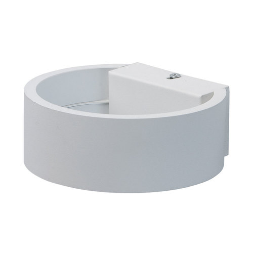 Wall lamp Cottbus Techno 1 White - 492023401