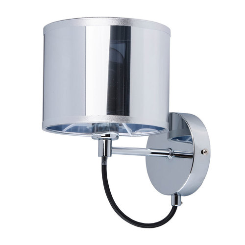 Wall lamp Lazio Megapolis 1 Chrome - 103020701