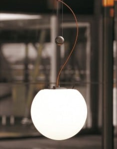 Hanging lamp Tobias Grau TAA BI02-3 on the track small 3
