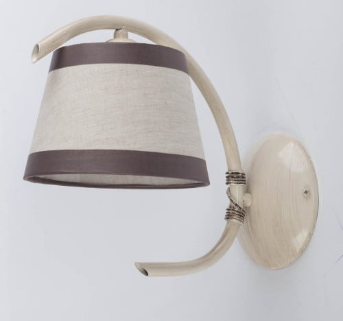 Sconce Niki Cream E27 1 x 60W