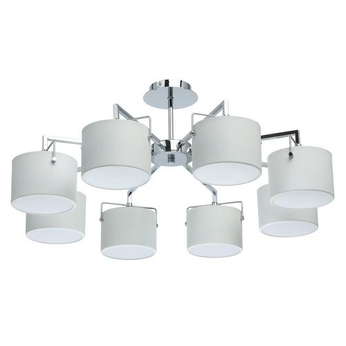 Hanging lamp Town Megapolis 8 Chrome - 721010308