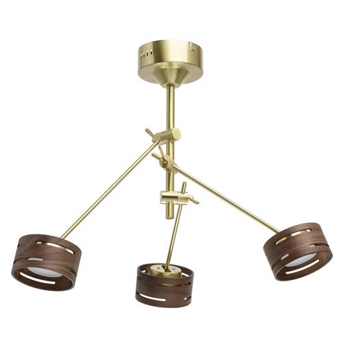 Chill-out Hi-Tech 3 Gold pendant lamp - 725010203