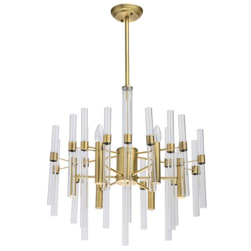 Hanging lamp Alghero Classic 6 Brass - 285010806