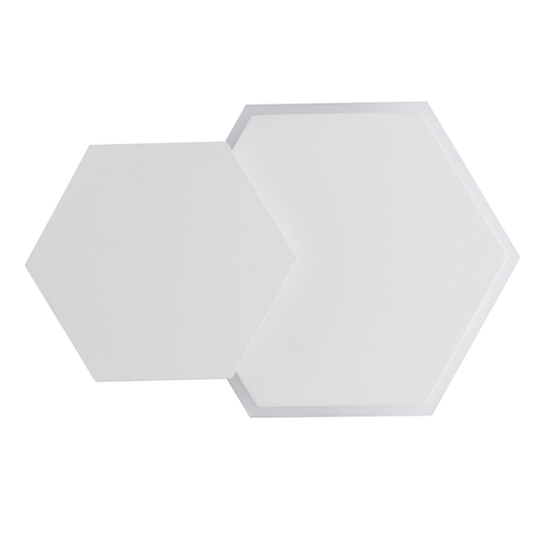Wall lamp Darro Techno 8 White - 637028002