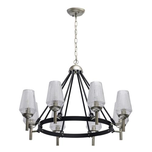 Hanging lamp Alghero Classic 8 Silver - 285011408