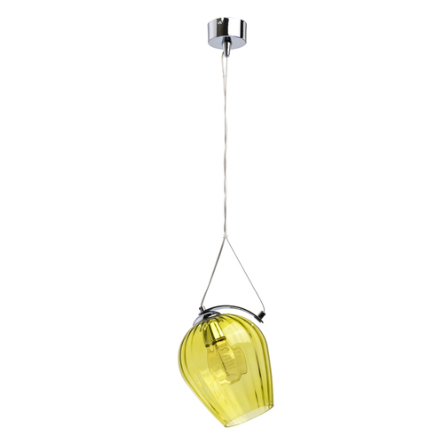 Hanging lamp Bremen Megapolis 1 Chrome - 606010401