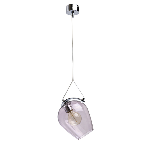 Hanging lamp Bremen Megapolis 1 Chrome - 606010701