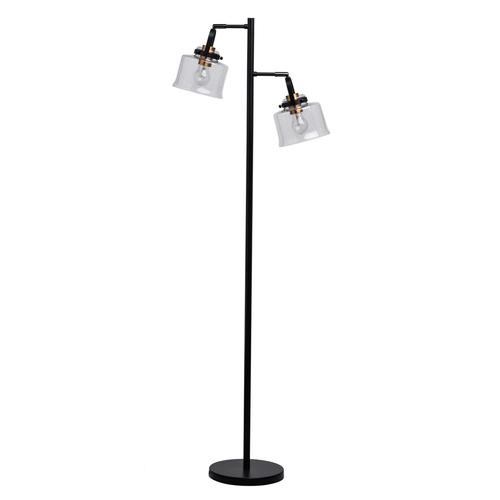 Walter Megapolis 2 Black Floor Lamp - 551042502