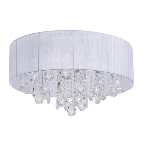 Jacqueline Elegance 9 White pendant lamp - 465015709