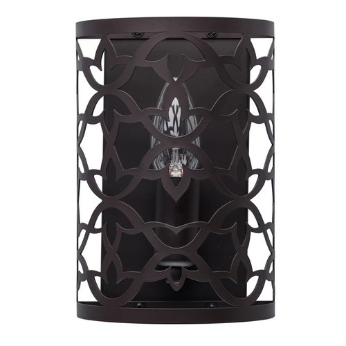 Wall Lamp Castle Country 1 Brown - 249028201