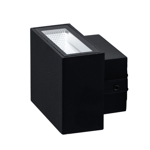Wall lamp Mercury Street 7 Black - 807022901
