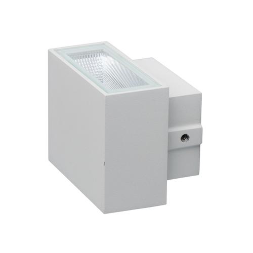 Wall lamp Mercury Street 7 White - 807023001