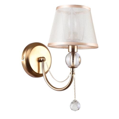 Wall lamp Federica Elegance 1 Gold - 684021701