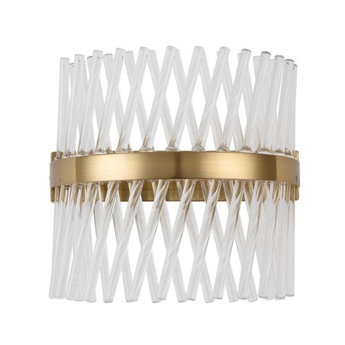 Wall lamp Adelard Crystal 15 Brass - 642024101