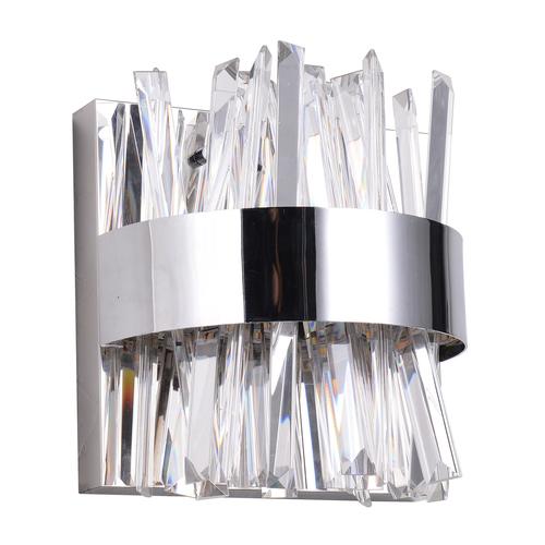 Wall lamp Adelard Crystal 24 Chrome - 642024401