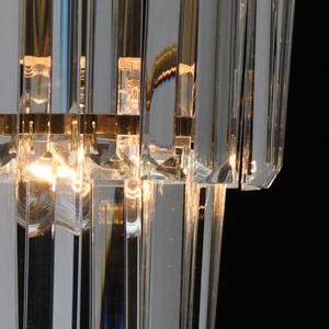 Adelard Crystal 1 Gold pendant lamp - 642014301 small 5