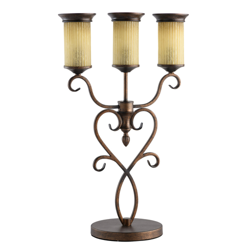 Table lamp Magdalena Country 3 Brown - 669031403