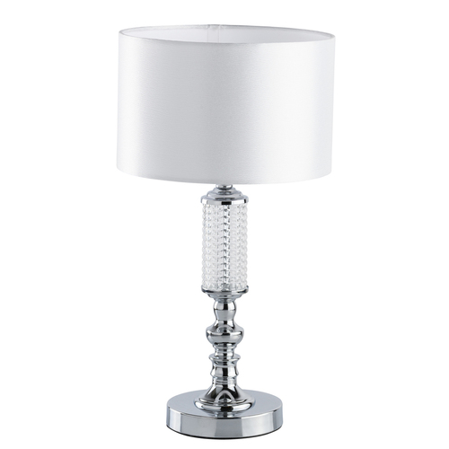 Ontario Elegance 1 Chrome Table Lamp - 692031501