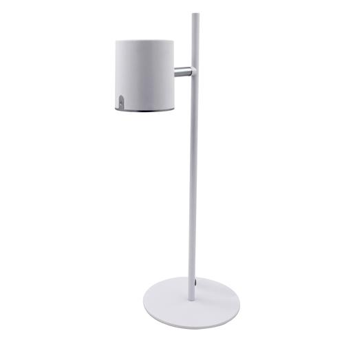 Edgar Hi-Tech 6 Table Lamp White - 408032201