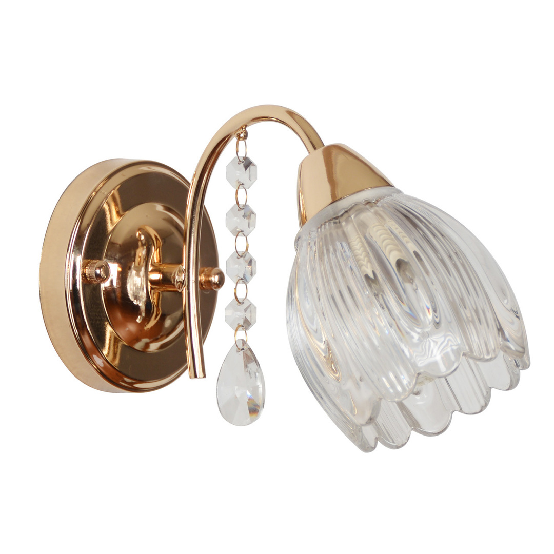 Wall lamp Flora 1 Gold - 294027101