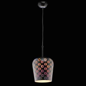Hanging lamp Megapolis 1 Chrome - 392018601 small 1