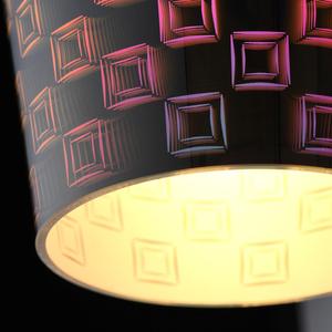 Hanging lamp Megapolis 1 Chrome - 392018601 small 5