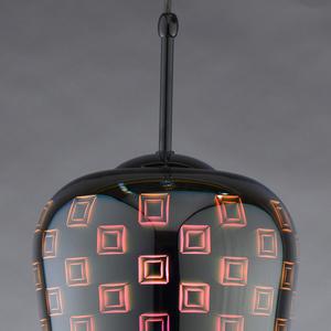 Hanging lamp Megapolis 1 Chrome - 392018601 small 8