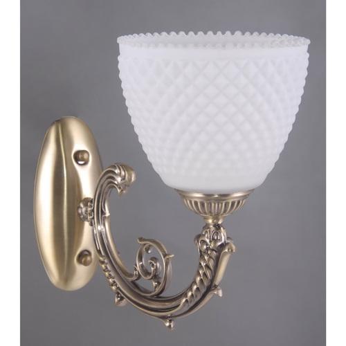Wall lamp Felice Classic 1 Brass - 114020101