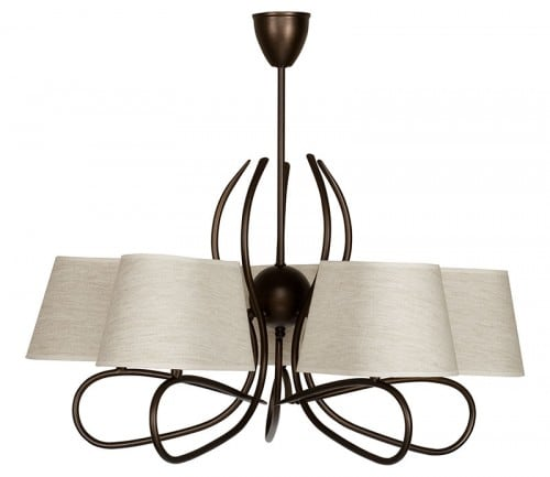 Chandelier Senso 5 Bright E27 5 x 60W