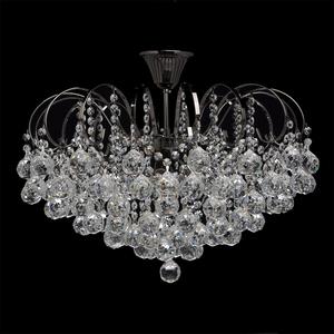 Pearl Crystal 8 hanging lamp Gray - 232016608 small 5