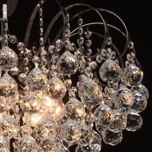 Pearl Crystal 8 hanging lamp Gray - 232016608 small 7