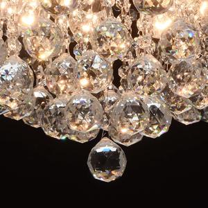 Pearl Crystal 8 hanging lamp Gray - 232016608 small 11