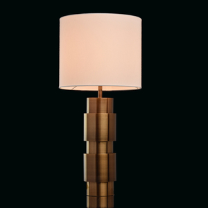 Megapolis 1 Table Lamp Brass - 498033401 small 1