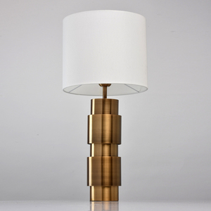Megapolis 1 Table Lamp Brass - 498033401 small 2