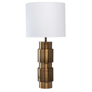 Megapolis 1 Table Lamp Brass - 498033401 small 0