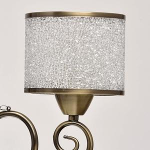Hanging lamp Monica Classic 5 Brass - 372013405 small 8