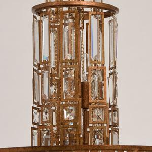 Hanging lamp Morocco Loft 10 Copper - 185010310 small 13