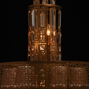 Hanging lamp Morocco Loft 10 Copper - 185010310 small 14