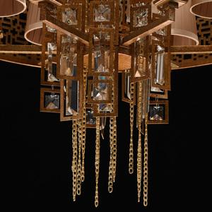 Hanging lamp Morocco Loft 10 Copper - 185010310 small 4