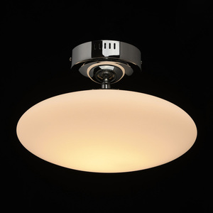 Eris Hi-Tech 1 Chrome pendant lamp - 706010401 small 1