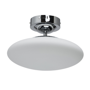 Eris Hi-Tech 1 Chrome pendant lamp - 706010401 small 0