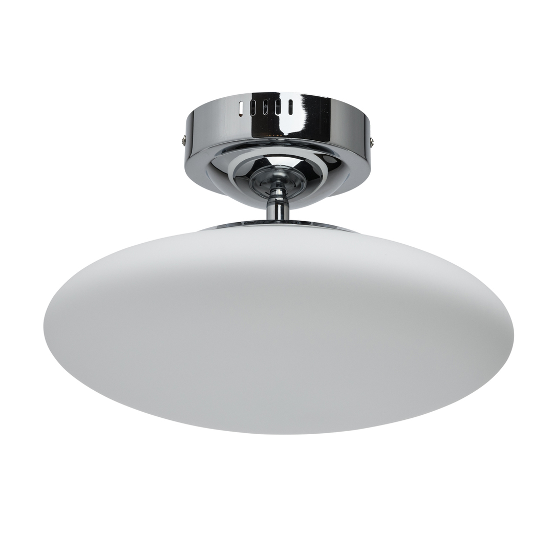 Eris Hi-Tech 1 Chrome pendant lamp - 706010401
