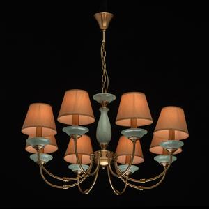 Hanging lamp Magellan Classic 8 Copper - 713010308 small 1