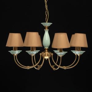 Hanging lamp Magellan Classic 8 Copper - 713010308 small 6