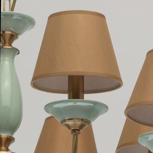 Hanging lamp Magellan Classic 8 Copper - 713010308 small 7