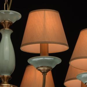 Hanging lamp Magellan Classic 8 Copper - 713010308 small 8