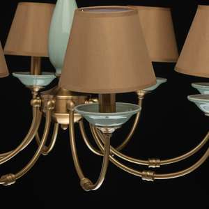 Hanging lamp Magellan Classic 8 Copper - 713010308 small 9
