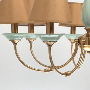 Hanging lamp Magellan Classic 8 Copper - 713010308 small 10