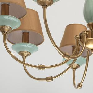 Hanging lamp Magellan Classic 8 Copper - 713010308 small 11